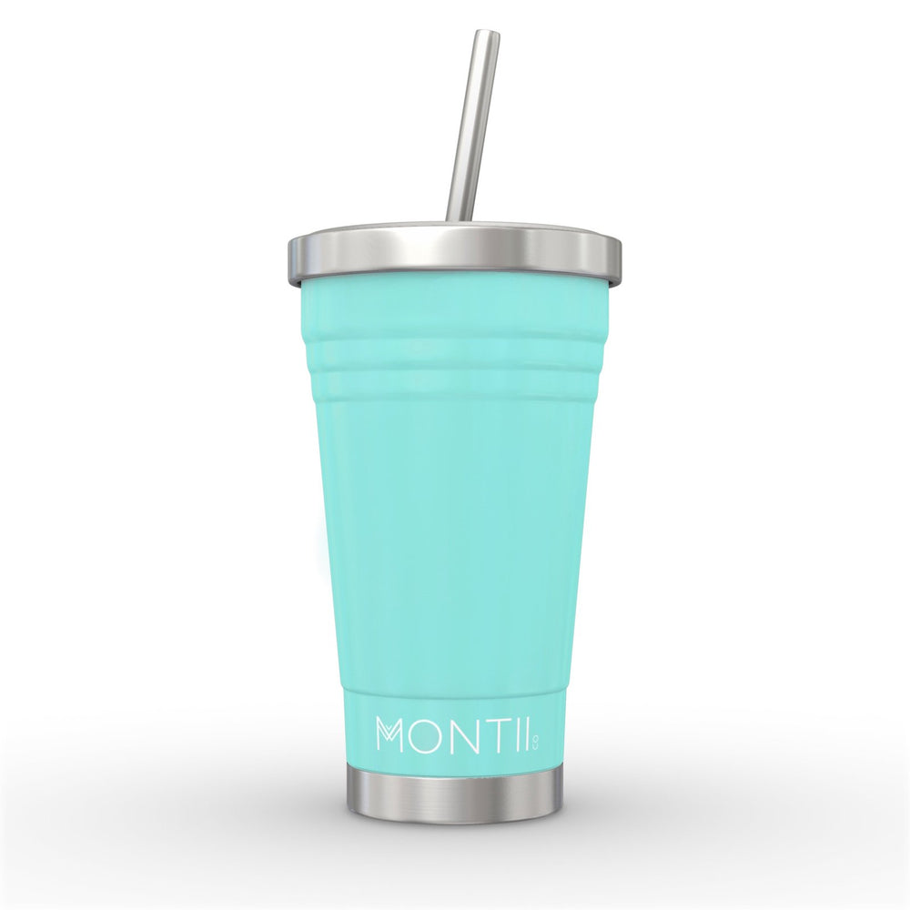 Montii Smoothie Cup ~ Teal ( NEW )