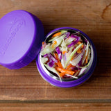 LunchBots Leak Proof Container 4 oz. (115ml) - Purple