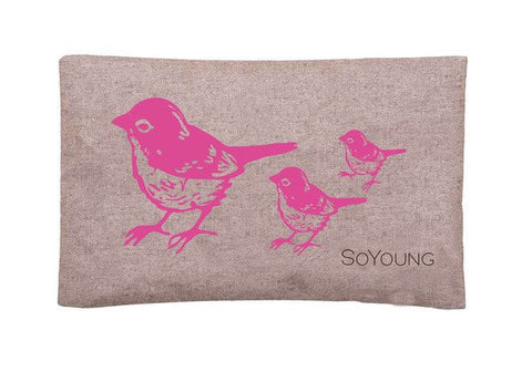 SoYoung no sweat Pink Bird ice pack - large ( NEW)