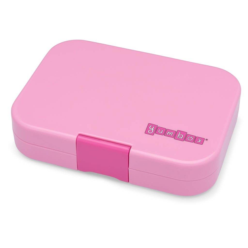 Yumbox Panino (4 compartment) ~Power Pink  ( New )