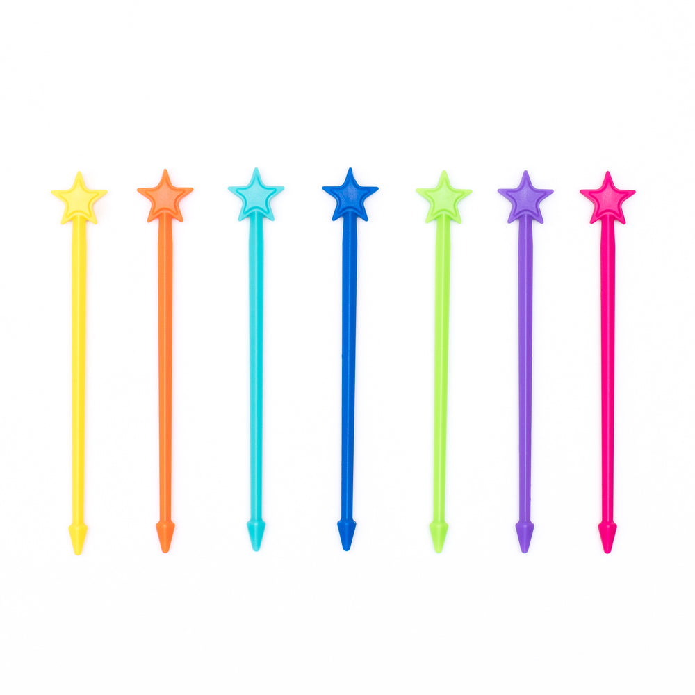 Stix by Lunch Punch - Rainbow - Pack of 7
