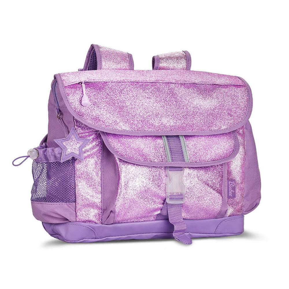 Bixbee Sparkalicious Purple Large Backpack ( NEW)