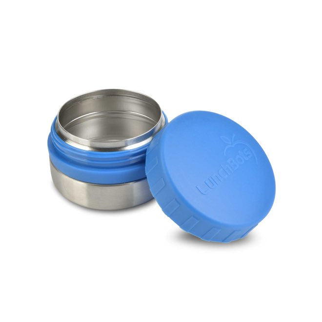 LunchBots Leak Proof Container 4 oz. (115ml) - Blue