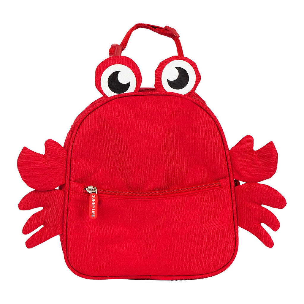 SunnyLife Kids Lunch Bag ~ Crabby