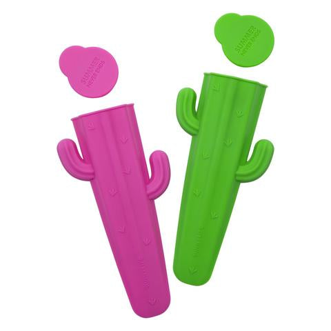 Cactus Icy Pole Moulds
