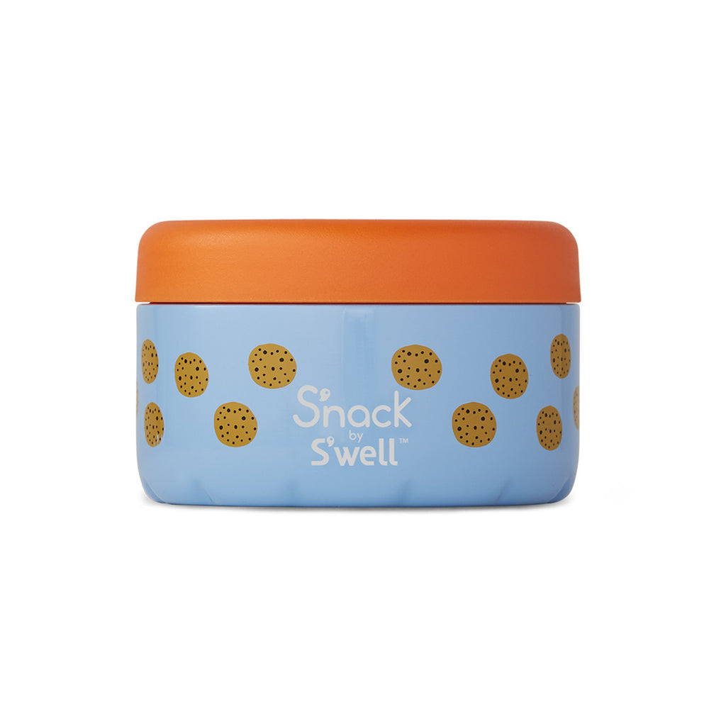 S'Well ~ S'nack Insulated Food Bowl - Cookie 295ml