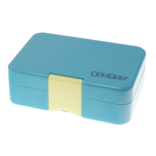 Yumbox MiniSnack  ~ Cannes Blue