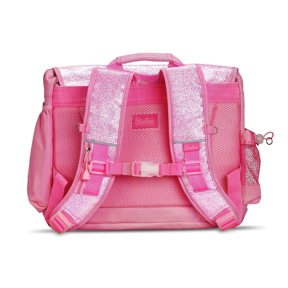 Bixbee Sparkalicious Pink Large Backpack ( NEW)