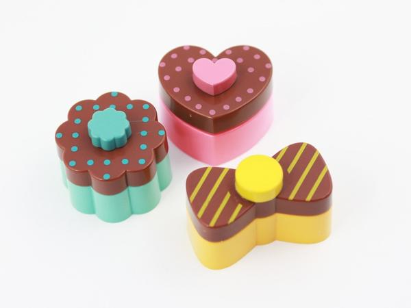 Sweets Moulds Sandwich Cutter & Stamp Set