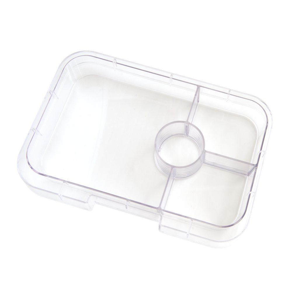 Yumbox Tapas (4-compartment) non-illustrated Tray