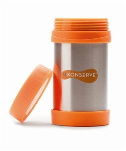 U-Konserve Insulated Food Jar - Neon Orange ( New! In store now)