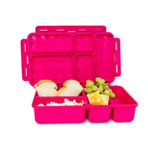Go Green PINK Lunch Box Set