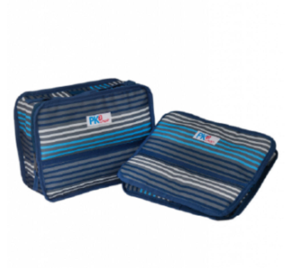 PackIt Freezable Basics Lunch box - Blue / Grey