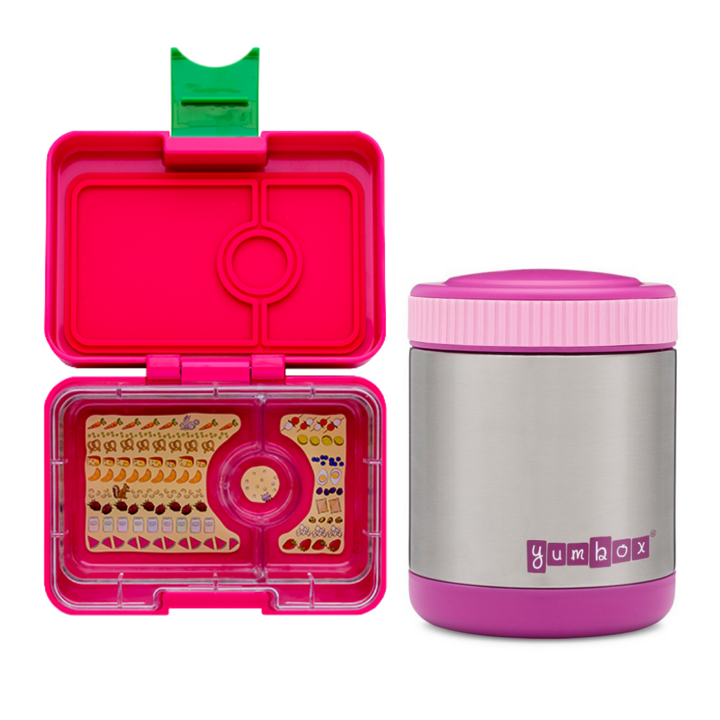 Yumbox Mini  +  Yumbox Zuppa combo ( select your choice)