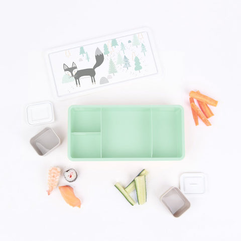 Love Mae Lunch Box - Wandering Fox