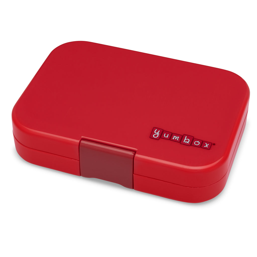 Yumbox Original (6 compartment) - Wow Red  ( NEW)
