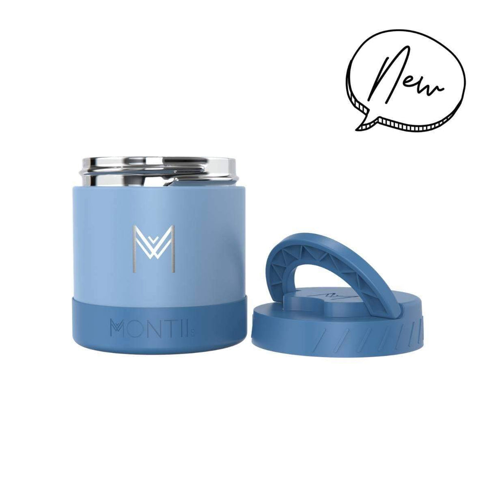 Montii Insulated Food jar ~ Slate