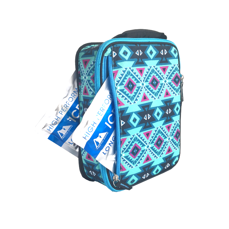 Arctic Zone Expandable Lunch Pack~ Aztec ( NEW)