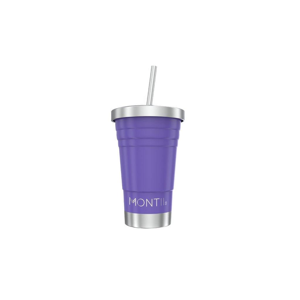 Montii MINI Smoothie Cup ~ PURPLE ( NEW)