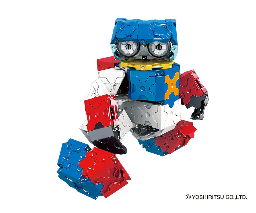 LaQ Buildup Robot Lapis