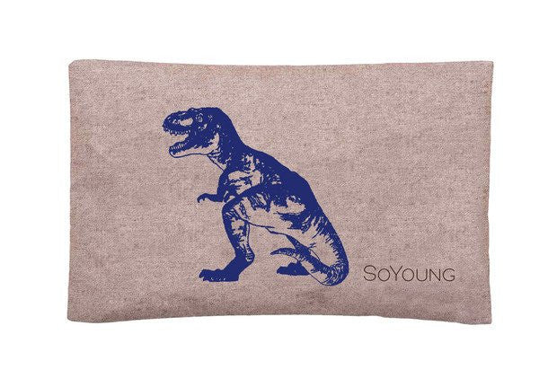 SoYoung no sweat Blue Dino ice pack - large