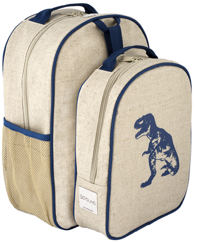 SoYoung toddler backpack lunch set - DINO New raw material
