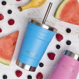 Montii MINI Smoothie Cup ~ BLUE ( NEW)