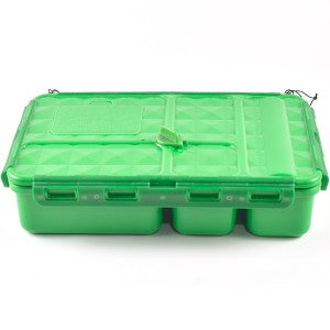 Go Green Snack Box * NEW * ~ GREEN