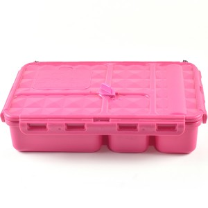 Go Green Snack Box * NEW * ~ PINK