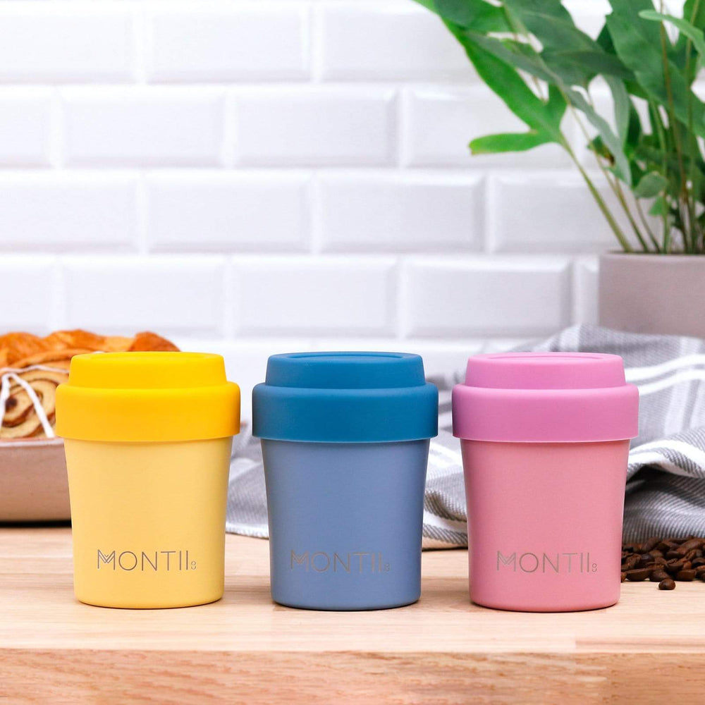 Montii Mini Coffee Cup  ~ Slate