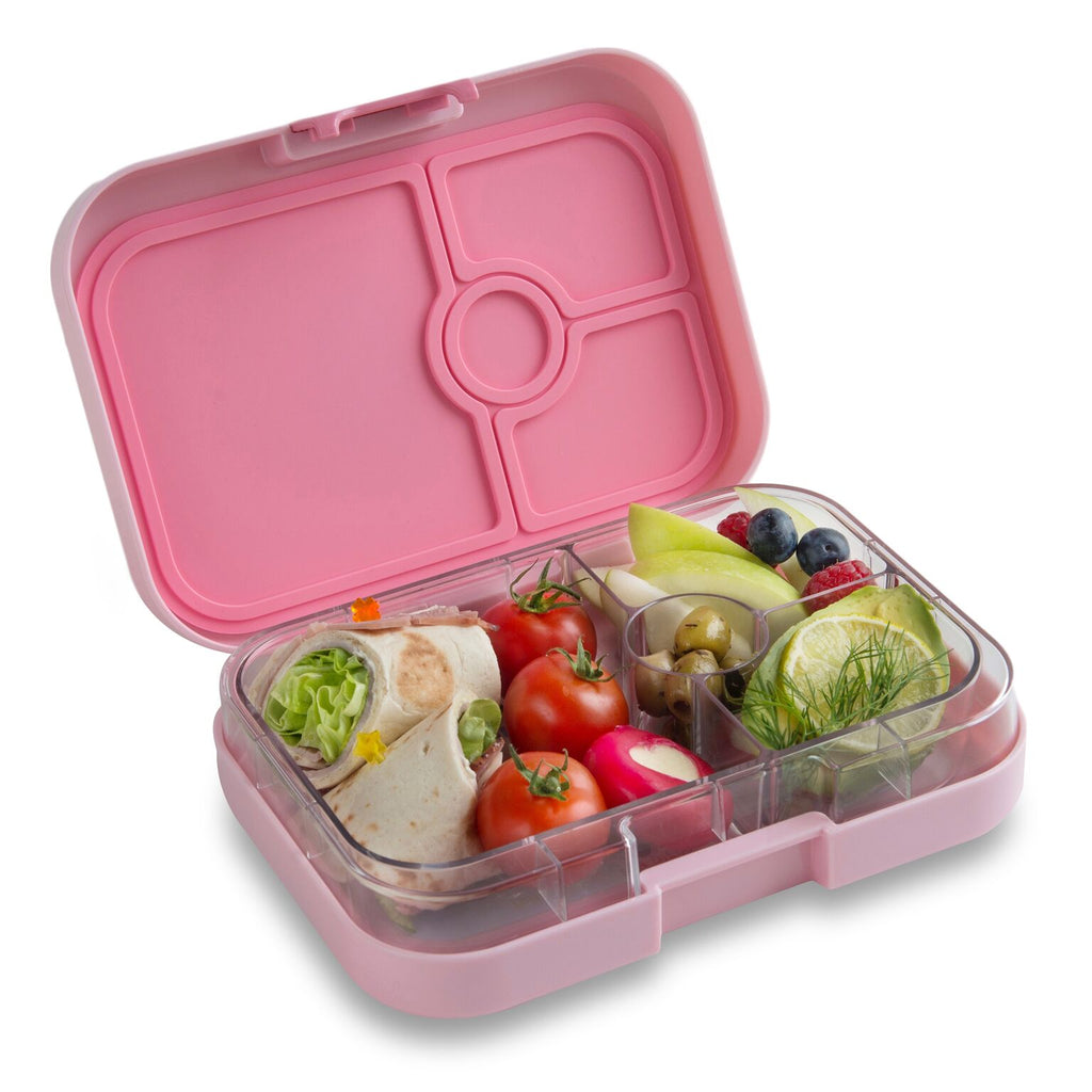Yumbox Panino (4 compartment) ~ Hollywood Pink
