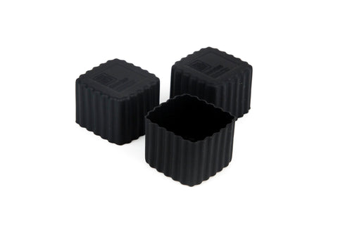 Bento Cups Square – Black