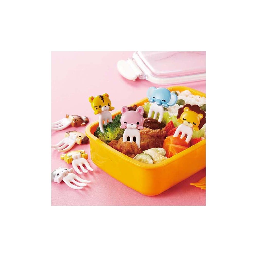 Japanese Bento Accessory Food Fork Pick Animal