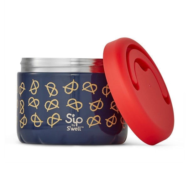 S'Well ~ S'nack Insulated Food Bowl - Pretzel 710ml