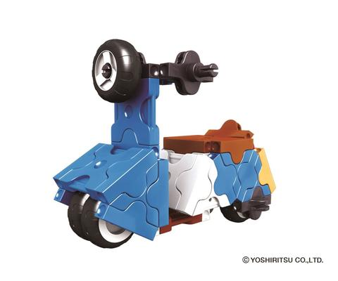 LaQ Hamacron Constructor Mini Scooter