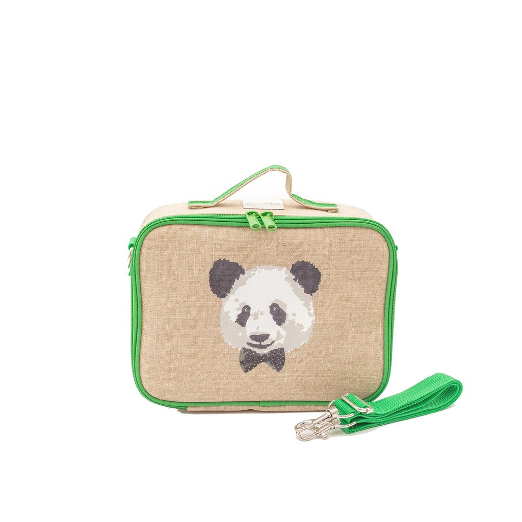 So Young Insulated lunch box -Monsieur Panda ~ NEW