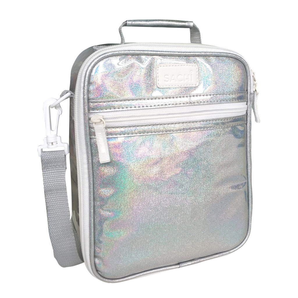 Sachi Insulated Lunch Bag Pearl Lustre