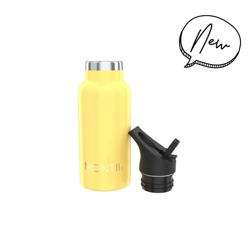 Mini Montii HONEYSUCKLE Insulated Bottle 350ml  ( NEW)