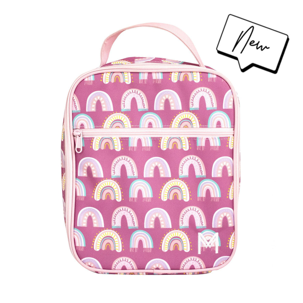 Montii Insulated lunch bag ~ Chasing Rainbows ( Pre-Order , ETA early DEC) NEW