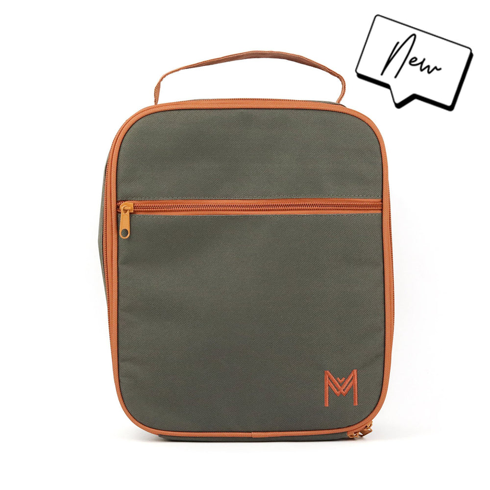 Montii Insulated lunch bag ~ MOSS ( Pre-Order , ETA early DEC) NEW