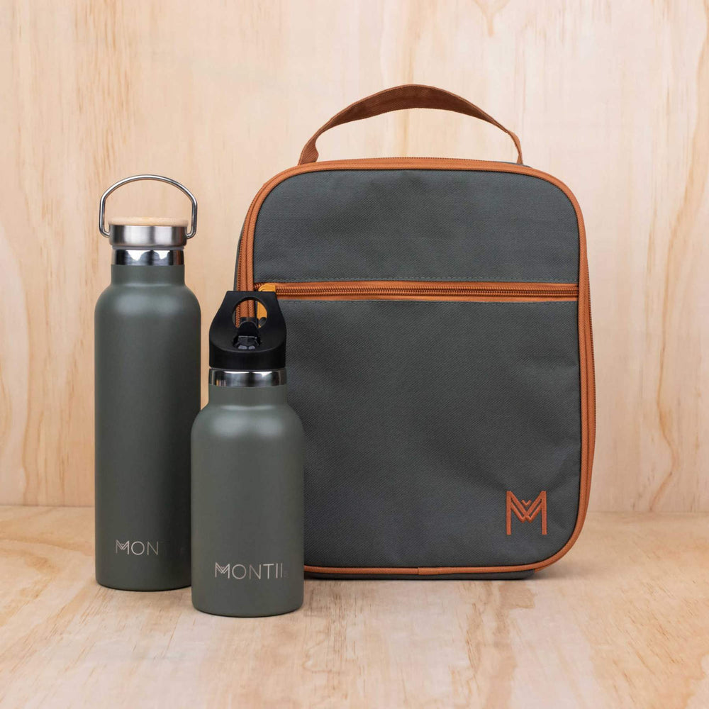 Montii Co Moss Insulated Bottle 600ml ~ NEW ( Pre-order NOW, ETA Early Dec)