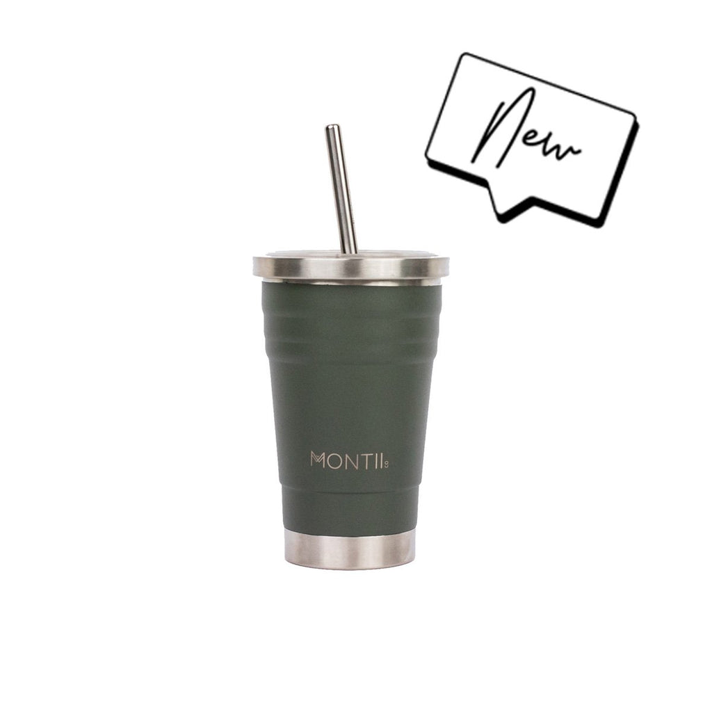 Montii MINI Smoothie Cup ~ MOSS ( new ) ( Pre-order, ETA early DEC)