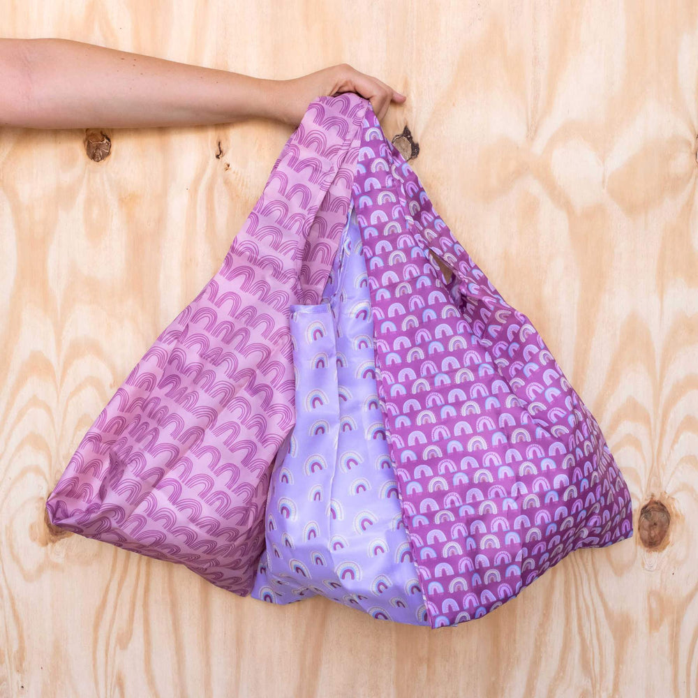Montii Shopper Bag Set ~ NEW  ~ Chasing Rainbows ( Pre-Order Now )