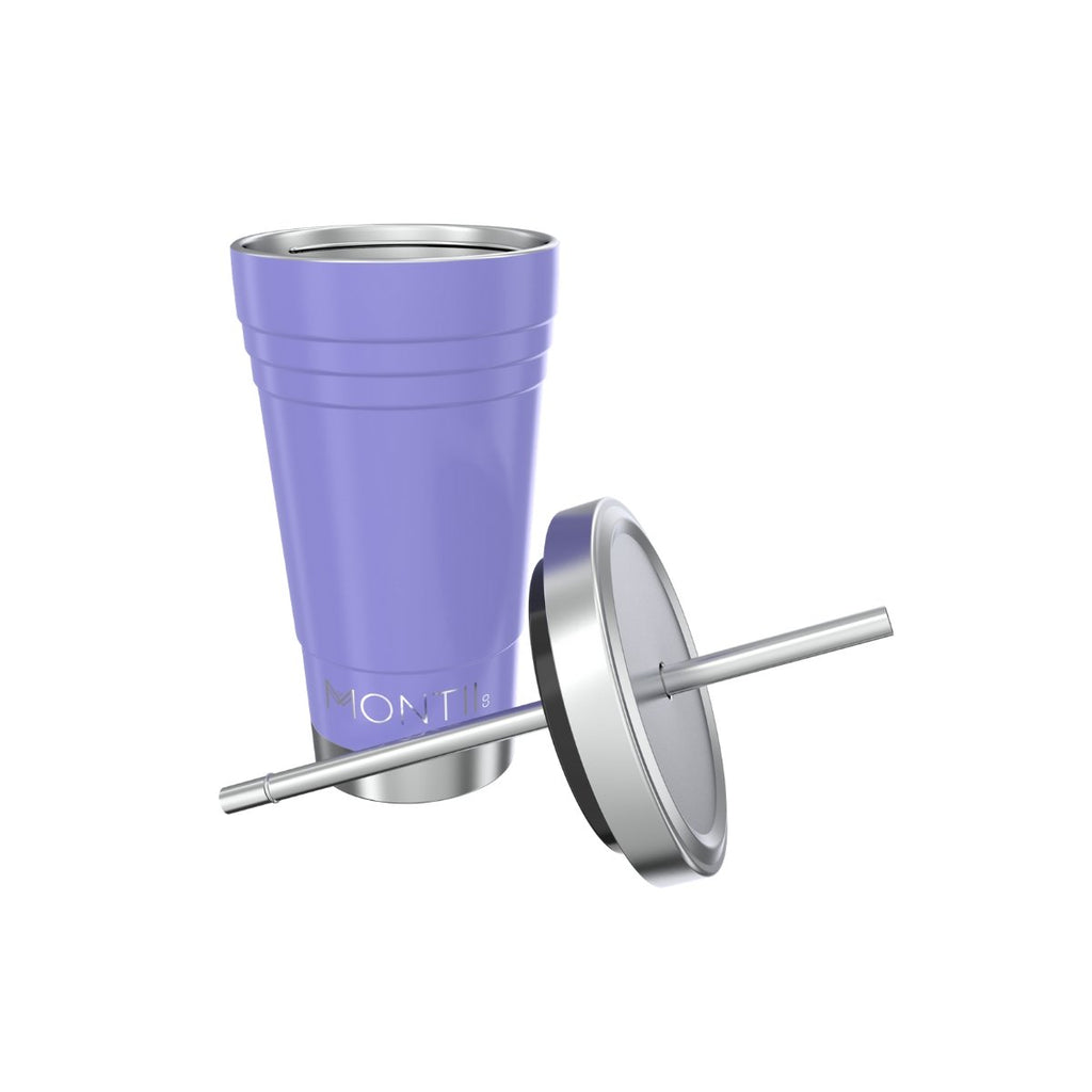 Montii Smoothie Cup ~ Violet ( NEW )