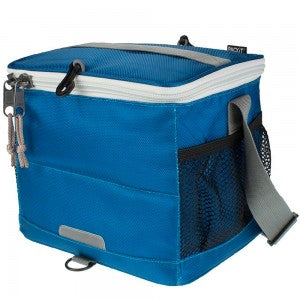 PackIt Freezable Cooler bag - 9 cans Marine Blue  ( Large personal lunch bag on worksites)