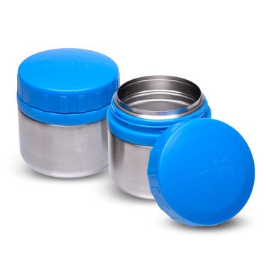 LunchBots Leak Proof Container 8oz (230ml) Single - Royal Blue
