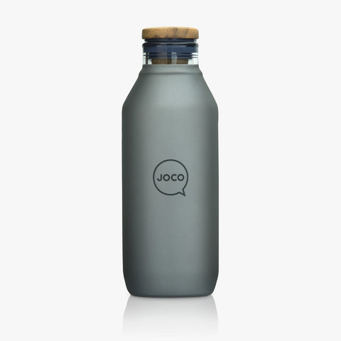 Joco 20oz Flask – Velvet Grip ~ Black