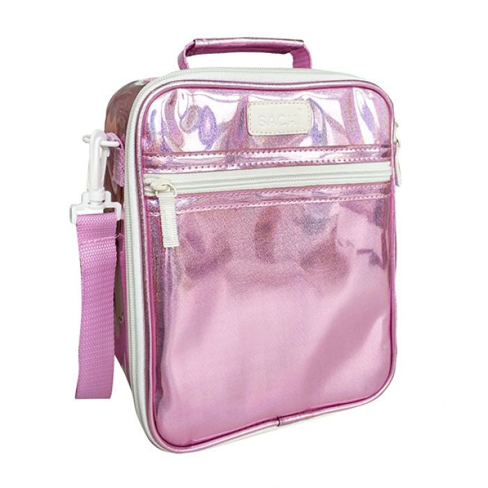 Sachi Insulated Lunch Bag PINK Lustre