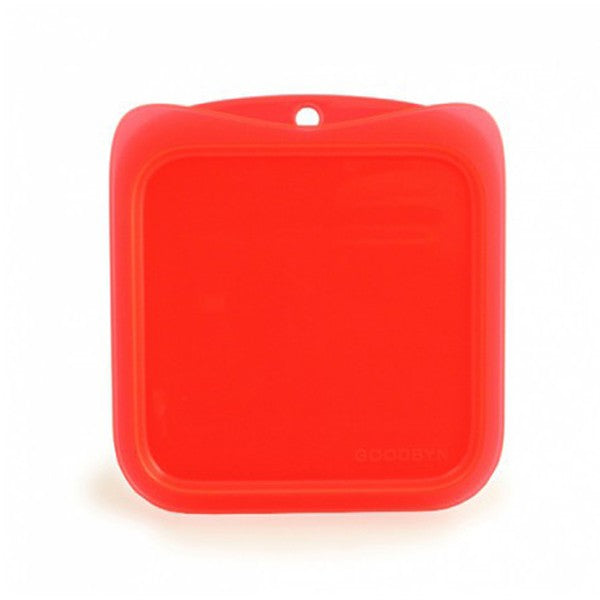 Goodbyn Salad or Sandwich Container ~ RED  ( Stock Clearance)