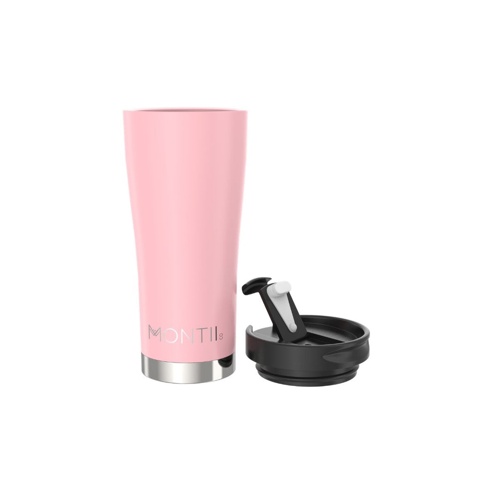 Montii Reusable Coffee Cup  ~ Dusty Pink
